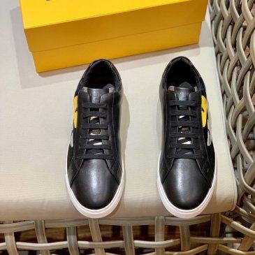 Fendi shoes for Men's Fendi Sneakers #99899624
