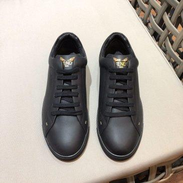 Fendi shoes for Men's Fendi Sneakers #99899627