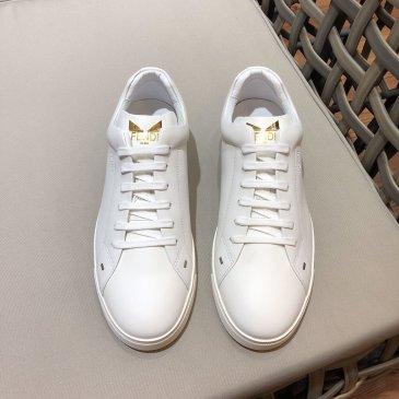Fendi shoes for Men's Fendi Sneakers #99899628