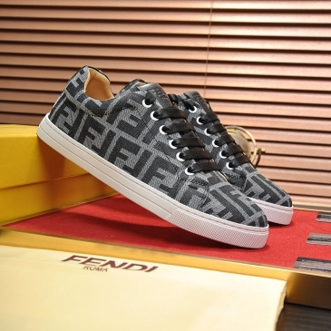 Fendi shoes for Men's Fendi Sneakers #99905984