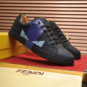 Fendi shoes for Men's Fendi Sneakers #99905988