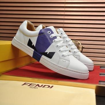 Fendi shoes for Men's Fendi Sneakers #99905989