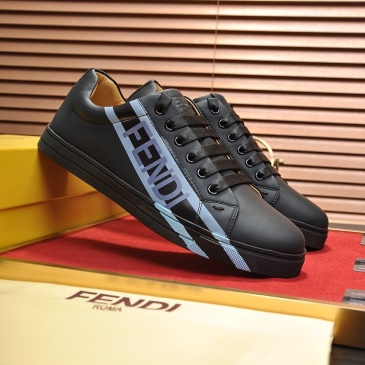 Fendi shoes for Men's Fendi Sneakers #99905990