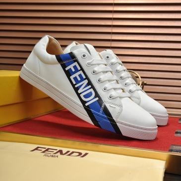 Fendi shoes for Men's Fendi Sneakers #99905991