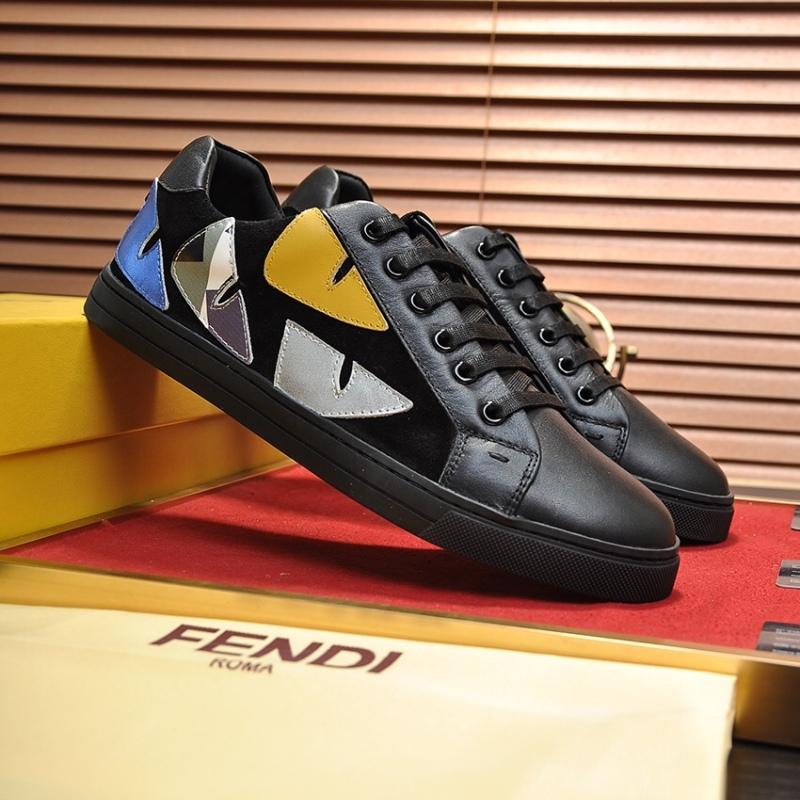 Fendi shoes for Men's Fendi Sneakers #99905994