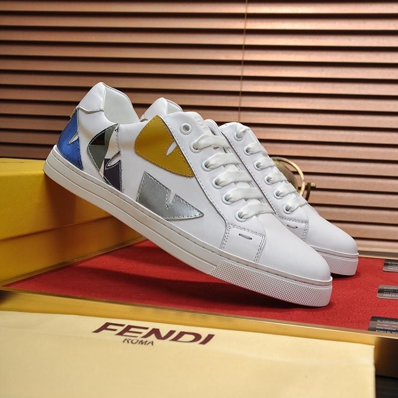 Fendi shoes for Men's Fendi Sneakers #99905995