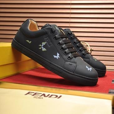 Fendi shoes for Men's Fendi Sneakers #99905996