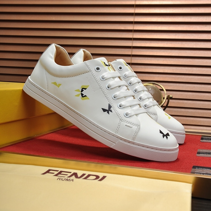Fendi shoes for Men's Fendi Sneakers #99905997
