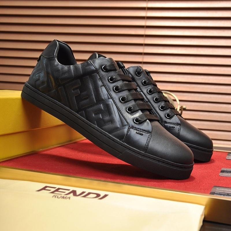 Fendi shoes for Men's Fendi Sneakers #99905998