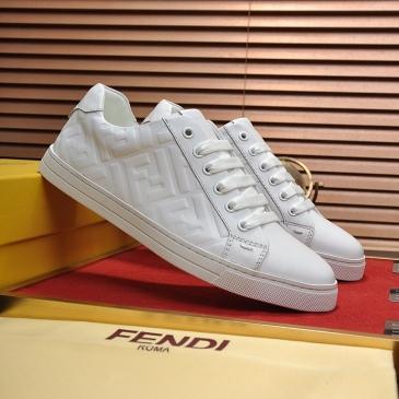 Fendi shoes for Men's Fendi Sneakers #99905999