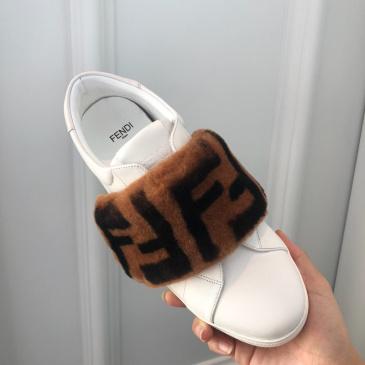 Fendi shoes for Women's Fendi Sneakers #9130225