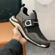 Ferragamo shoes for Men's Ferragamo Casual shoes #99904538