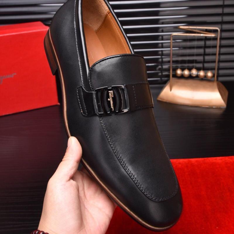 Ferragamo shoes for Men's Ferragamo OXFORDS #9110704