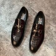 Ferragamo shoes for Men's Ferragamo OXFORDS #99904536