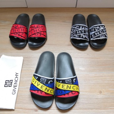 Givenchy New Slippers GVC Indoor Shoes for Men and Women #9874777