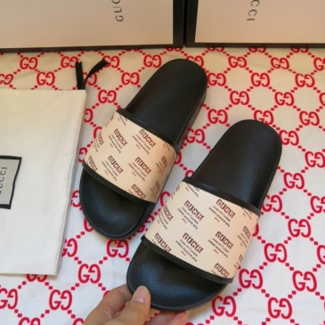 Gucci Slippers 2020 New Gucci Shoes for Men and Women #9875200