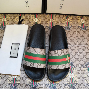 Gucci Slippers for Men and Women bees #9875214