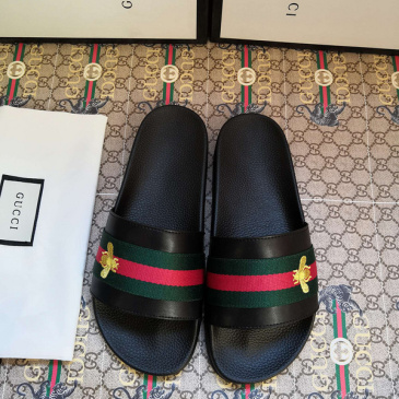 Gucci Slippers for Men and Women bees #9875215