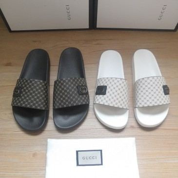 Gucci Slippers for Men and Women new arrival GG shoes #9875208