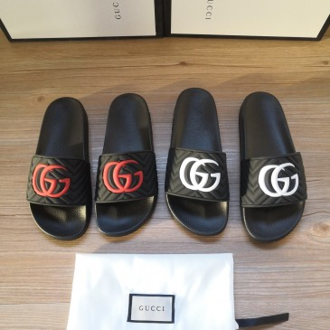 Gucci Slippers for Men and Women new arrival GG shoes #9875210
