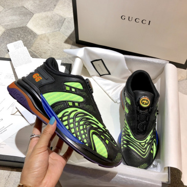 GUCCl latest Ultrapace trainers 2020 GUCCl sneaker AAAA good quality size 35-46 #99874631