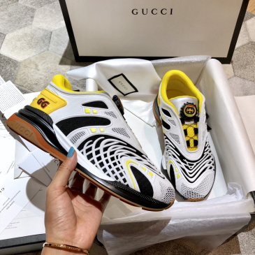 GUCCl latest Ultrapace trainers 2020 GUCCl sneaker AAAA good quality size 35-46 #99874632