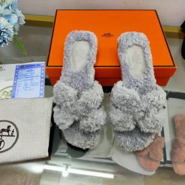 Hermes Shoes for Women's slippers #999901858