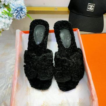 Hermes Shoes for Women's slippers #999901859