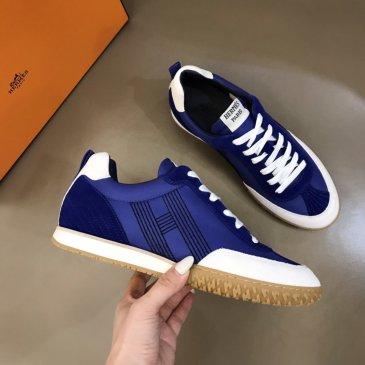 Hermes shoes for Men's Hermes Sneakers #99905549