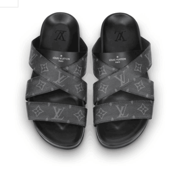 Louis Vuitton Shoes for Men's Louis Vuitton leather Slippers #99115836