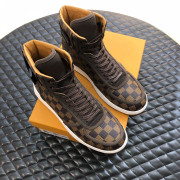 LV Shoes Men's Louis Vuitton height Sneakers #9109435