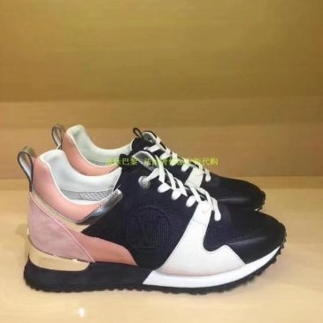 LV Shoes for Women's Louis Vuitton Sneakers #9102117