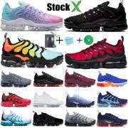 Hot Nike 2018 TN Air Vapormax Plus Men Women Running Shoes #9874806