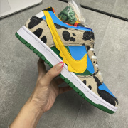 Nike Shoes for Ben & Jerry's x SB Dunk Nike Low Milk ice cream Sneakers #9874271