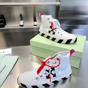 OFF WHITE canvas shoes plimsolls for Men's Women's Sneakers #99874556