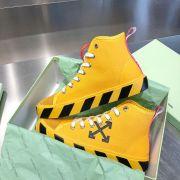 OFF WHITE canvas shoes plimsolls for Men's Women's Sneakers #99874565