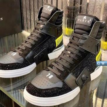 PHILIPP PLEIN shoes for Men's PHILIPP PLEIN High Sneakers #9130244