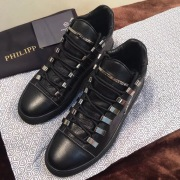 PHILIPP PLEIN shoes for Men's PHILIPP PLEIN High Sneakers black #9102167