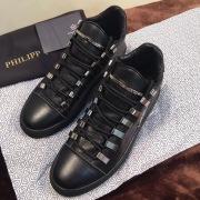 PHILIPP PLEIN shoes for Men's PHILIPP PLEIN High Sneakers black #9102167