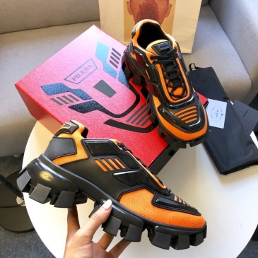 Prada Shoes for Men's Prada Sneakers #9126156