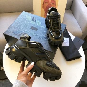 Prada Shoes for Men's Prada Sneakers #9126157