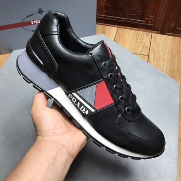 Prada Shoes for Men's Prada Sneakers #9874564