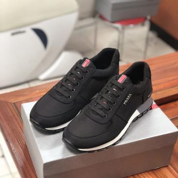 Prada Shoes for Men's Prada Sneakers #9874566