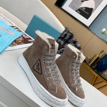 Prada Shoes for Women's Prada Sneakers #999914209