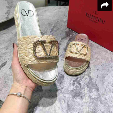 Valentino Shoes for VALENTINO Slippers for women #99903752