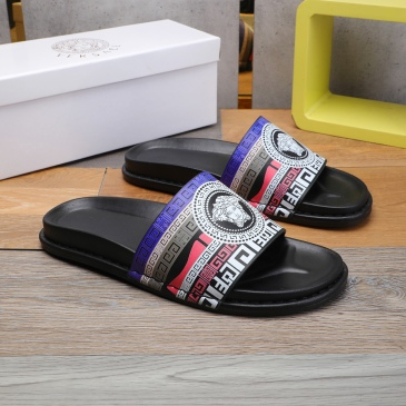Versace shoes for Men's Versace Slippers #99905836