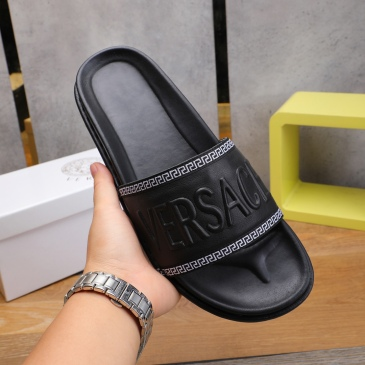 Versace shoes for Men's Versace Slippers #99905838