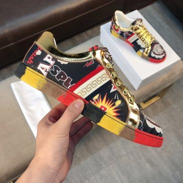 Discount Versace shoes for Men's Versace Sneakers #9875575