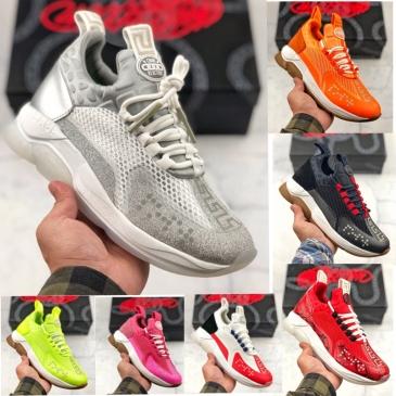 Men's Versace Sneakers Torre shoes Hot sale #9130660