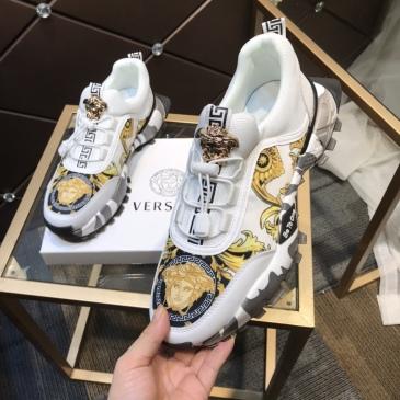 Versace shoes for Men's Versace Sneakers #999902201